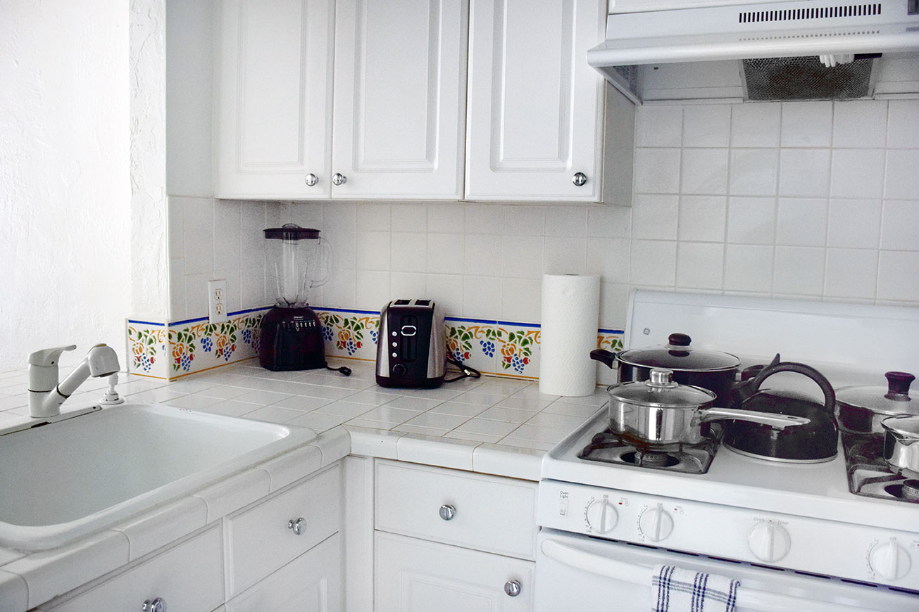 Coral Reef Key Biscayne Apartment Kitchen