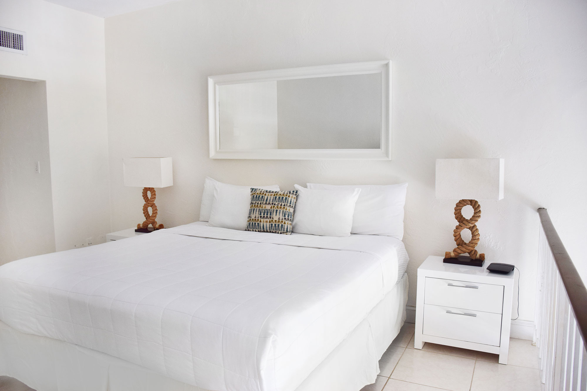 Bedroom at Coral Reef Apartments